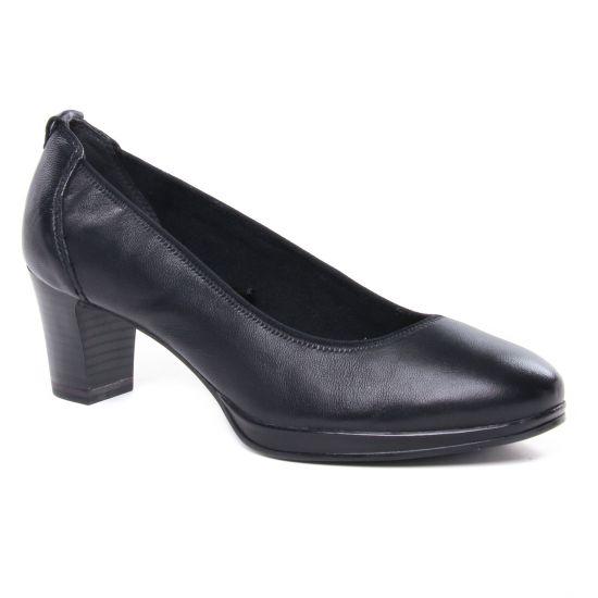 Escarpins Tamaris 22446 Black, vue principale de la chaussure femme