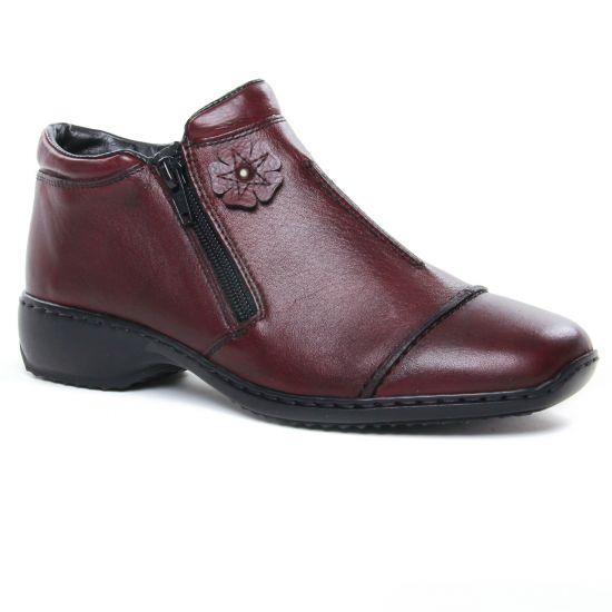 Bottines Et Boots Rieker L3888-35 Medoc, vue principale de la chaussure femme
