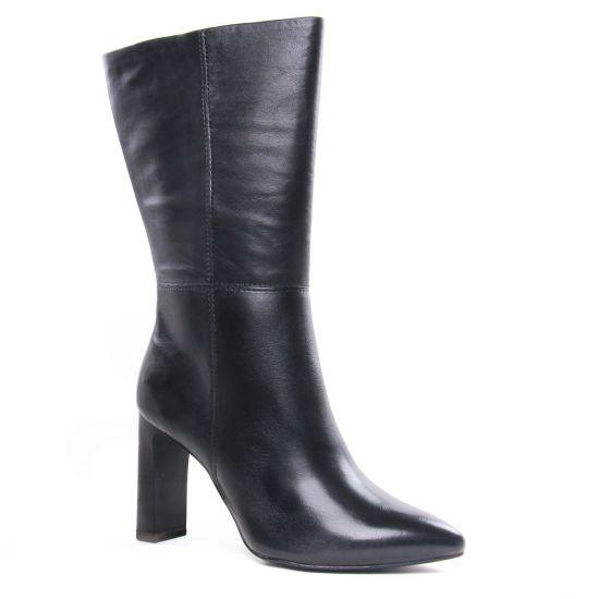 Bottes Tamaris 25390 Black, vue principale de la chaussure femme