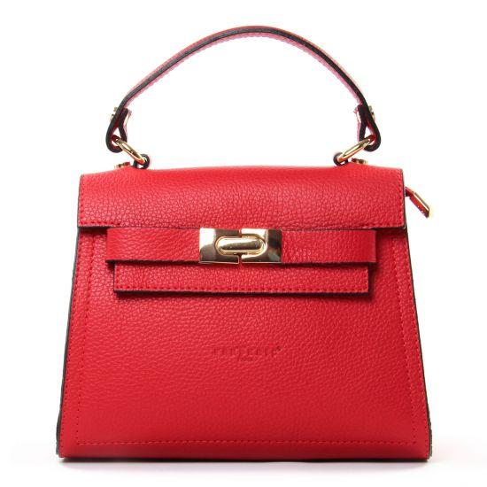 Sacs Frederic T 592782 Rouge, vue principale de la chaussure femme
