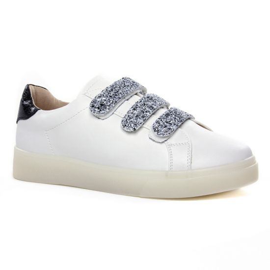 Tennis Et Baskets Mode Vanessa Wu Bk 2133 Blanc, vue principale de la chaussure femme