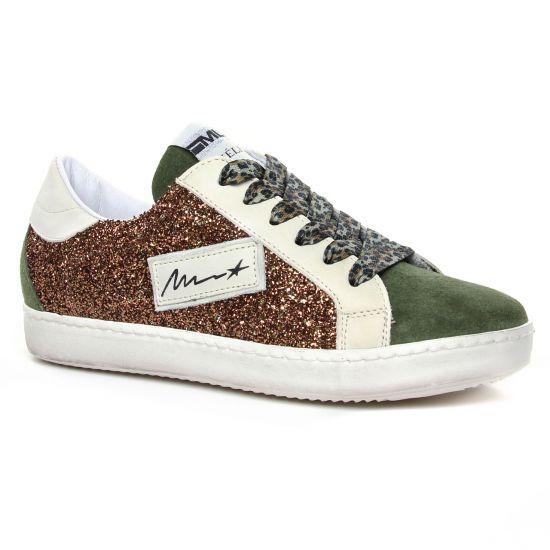 Tennis Et Baskets Mode Meline In 5051 California Fango, vue principale de la chaussure femme