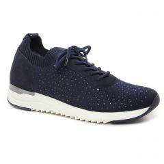 baskets-mode bleu: même style de chaussures en ligne pour femmes que les Caprice
