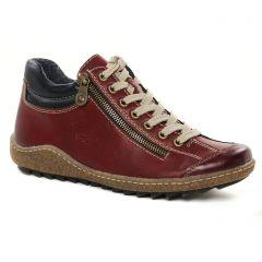 baskets-mode bordeaux: même style de chaussures en ligne pour femmes que les Tamaris