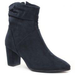 Chaussures femme hiver 2021 - boots marco tozzi bleu