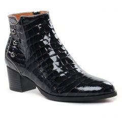 boots noir: même style de chaussures en ligne pour femmes que les Mamzelle