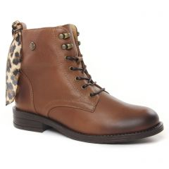 bottines-a-lacets marron: même style de chaussures en ligne pour femmes que les Scarlatine