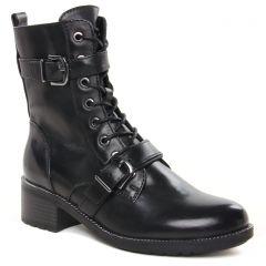 Chaussures femme hiver 2021 - bottines à lacets Regarde le ciel noir