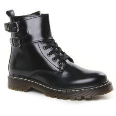 bottines-a-lacets noir: même style de chaussures en ligne pour femmes que les Scarlatine