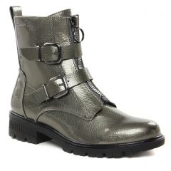 bottines gris: même style de chaussures en ligne pour femmes que les Tamaris