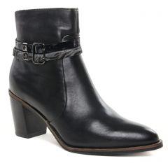 Chaussures femme hiver 2021 - boots Jodhpur Mamzelle noir