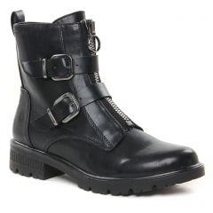 bottines noir: même style de chaussures en ligne pour femmes que les Tamaris