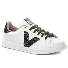 Chaussures femme hiver 2021 - tennis Victoria blanc musco