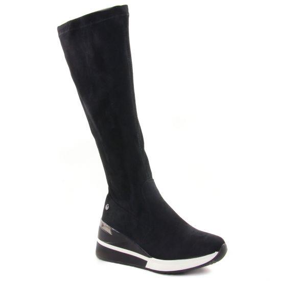 Bottes Xti 04336701 Noir, vue principale de la chaussure femme