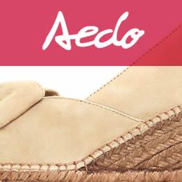 chaussures cordes AEDO