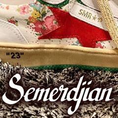 sneakers femme semerdjian