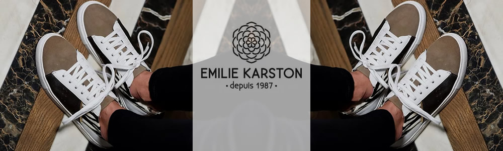 Émilie Karston made in france chaussures femme