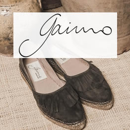 gaimo chaussures cordes