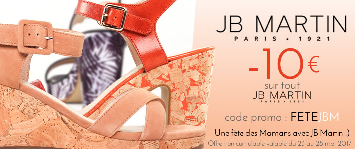 chaussures nouvelle collection JB MARTIN
