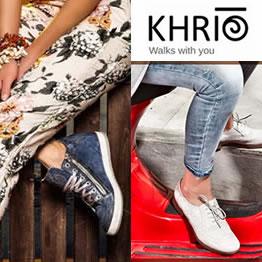 marque chaussure Khrio