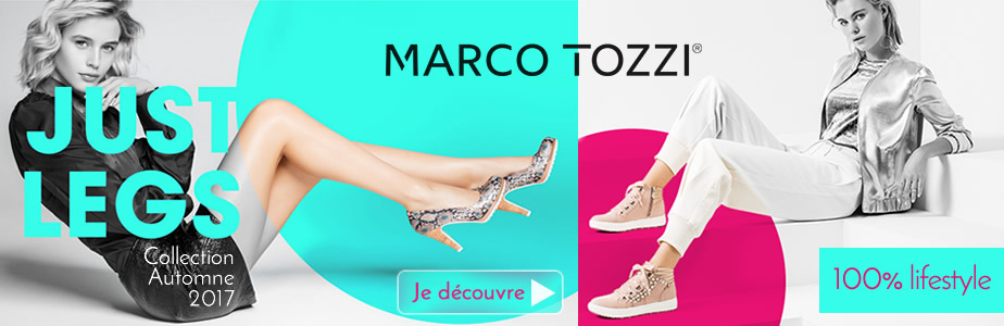 Marco Tozzi nouvelle collection 2017