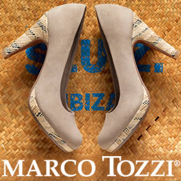 marque chaussure Marco Tozzi
