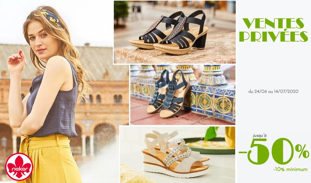 rieker sandales nouvelle collection