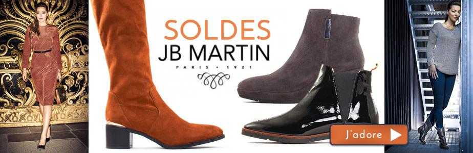 JB MARTIN soldes chaussures