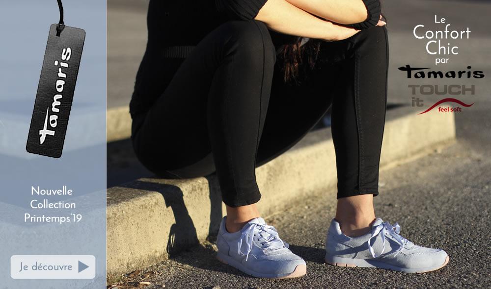 Chaussures femme en ligne. La nouvelle collection printemps été 2019