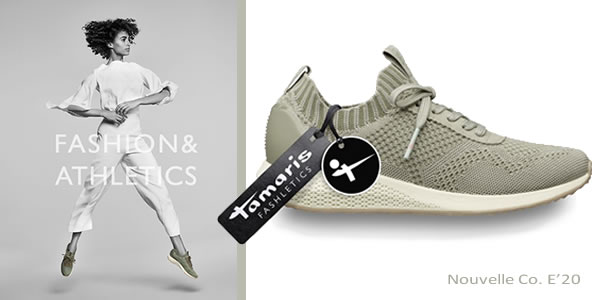 Tamaris chaussures nouvelle collection printemps été 2020