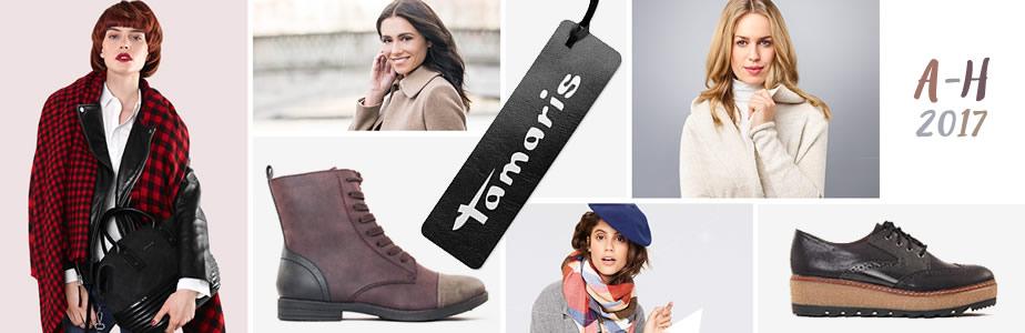 chaussures Tamaris nouvelle collection 2017