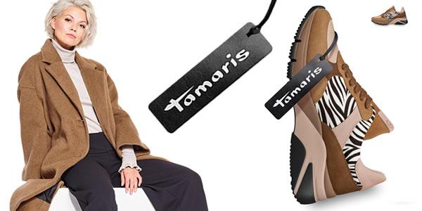Tamaris chaussures nouvelle collection automne hiver 2019