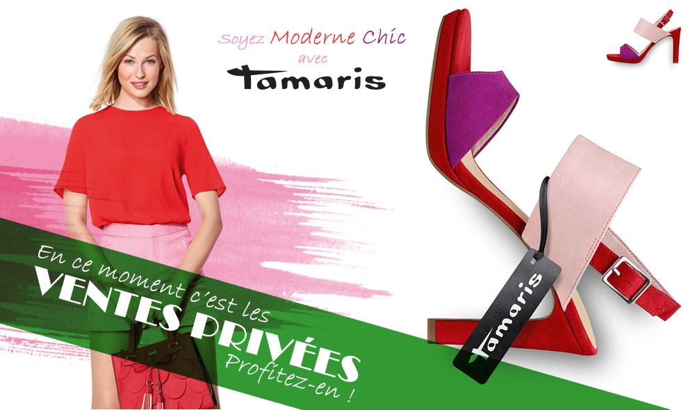 nouvelle collection tamaris