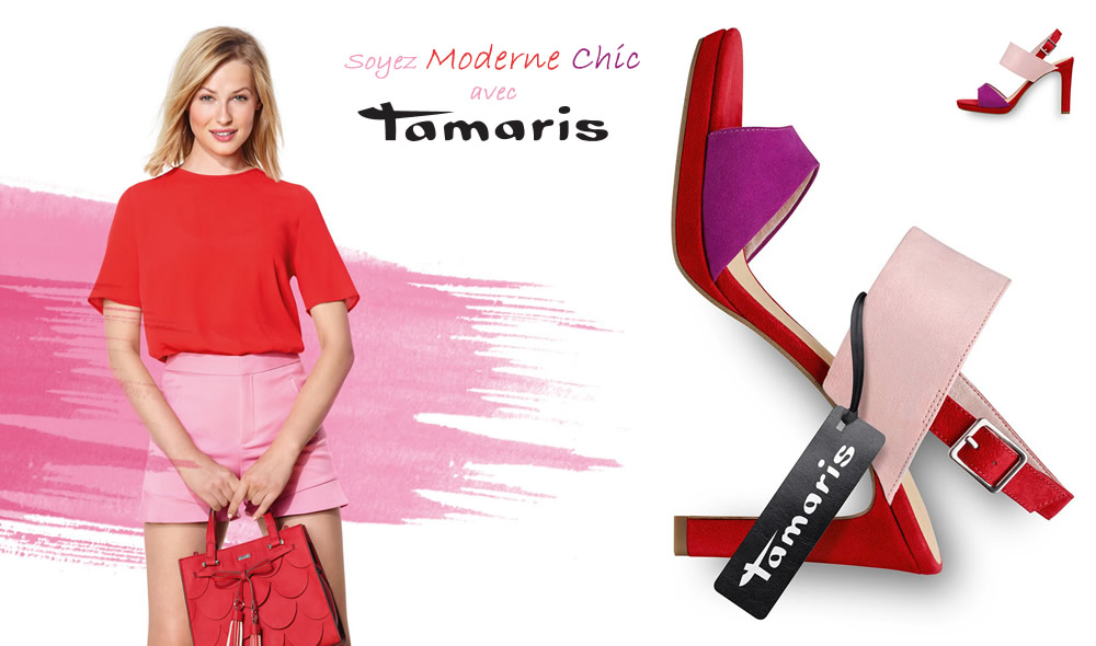 nouvelle collection tamaris