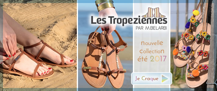 nouvelle collection tropéziennes 2017 belarbi