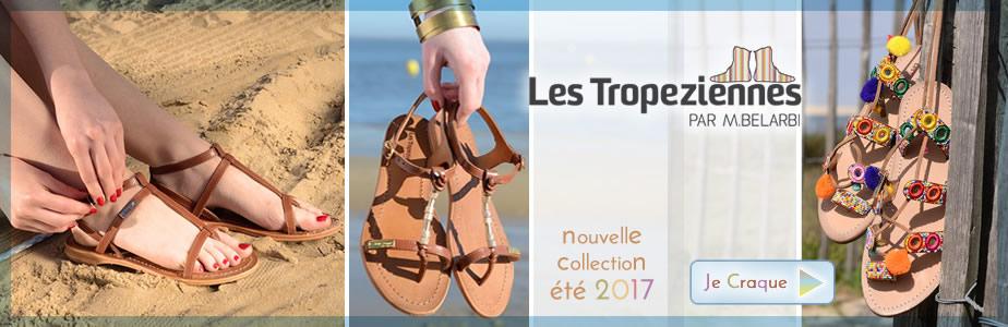 tropeziennes nouvelle collection 2017