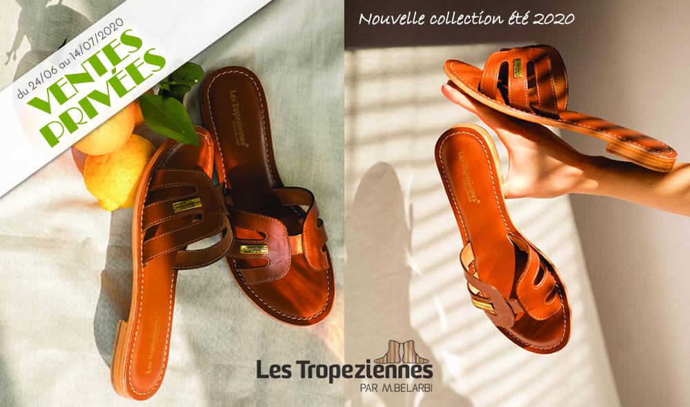 nouvelle collection 2020 Les Tropéziennes Belarbi