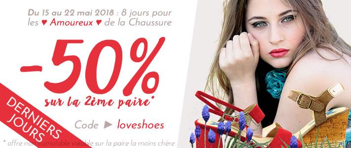 promotion chaussures femme été printemps 2018