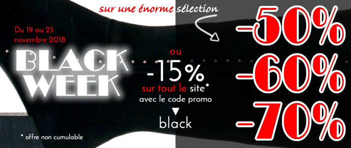 promotion black friday chaussures 2018