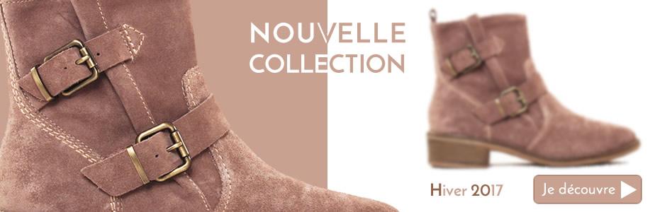 nouvelle collection Automne hiver 2017