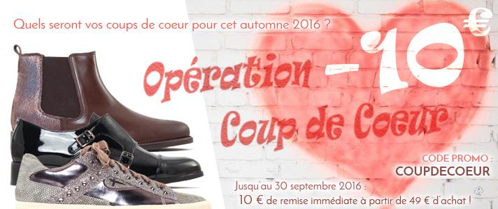 promotion automne 2016