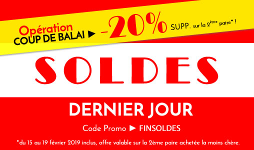 soldes hiver 2019 chaussures femme