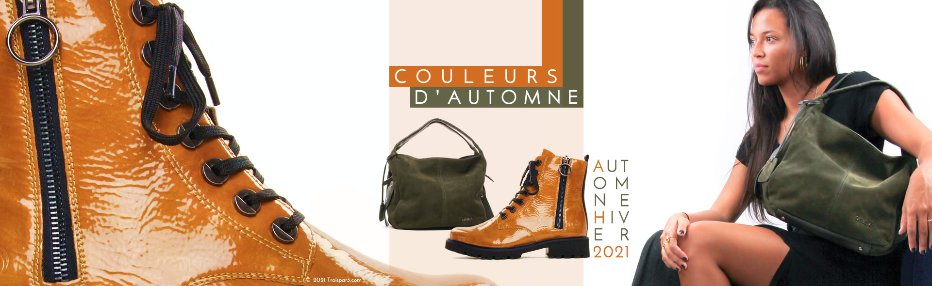chaussures automne hiver 2021