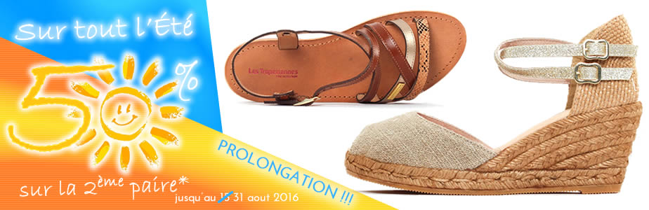 promo chaussures