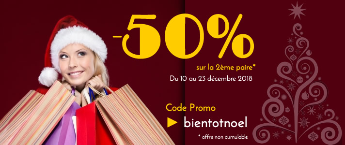 promotion noel chaussures 2018