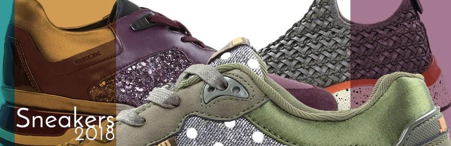 sneakers automne hiver 2018