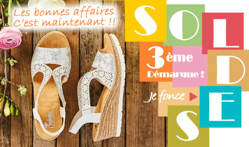 chaussures femme soldes