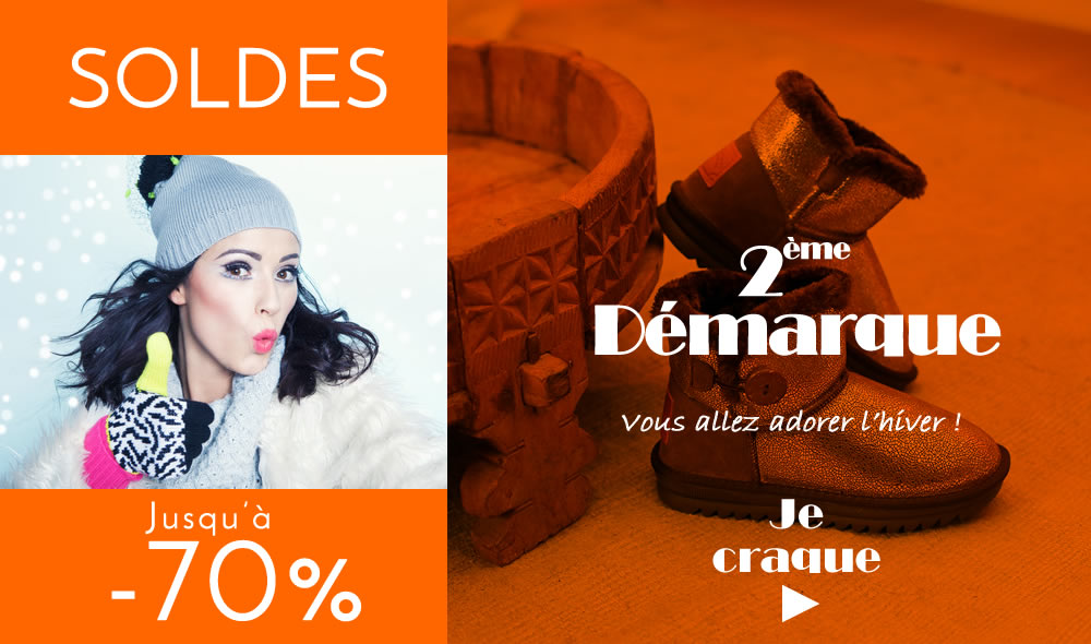 soldes chaussures femme 2019