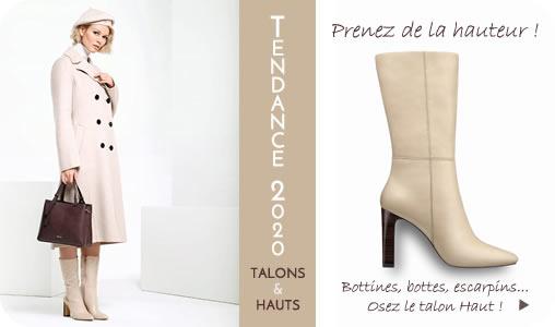 Bottines femme nouvelle collection Tamaris