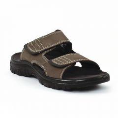 Chaussures homme été 2014 - sandales Marco Tozzi marron